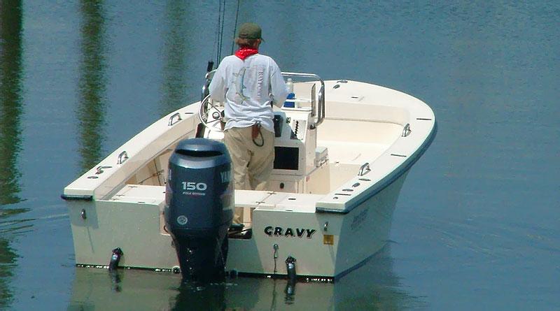 Avery's Boat -Gravy