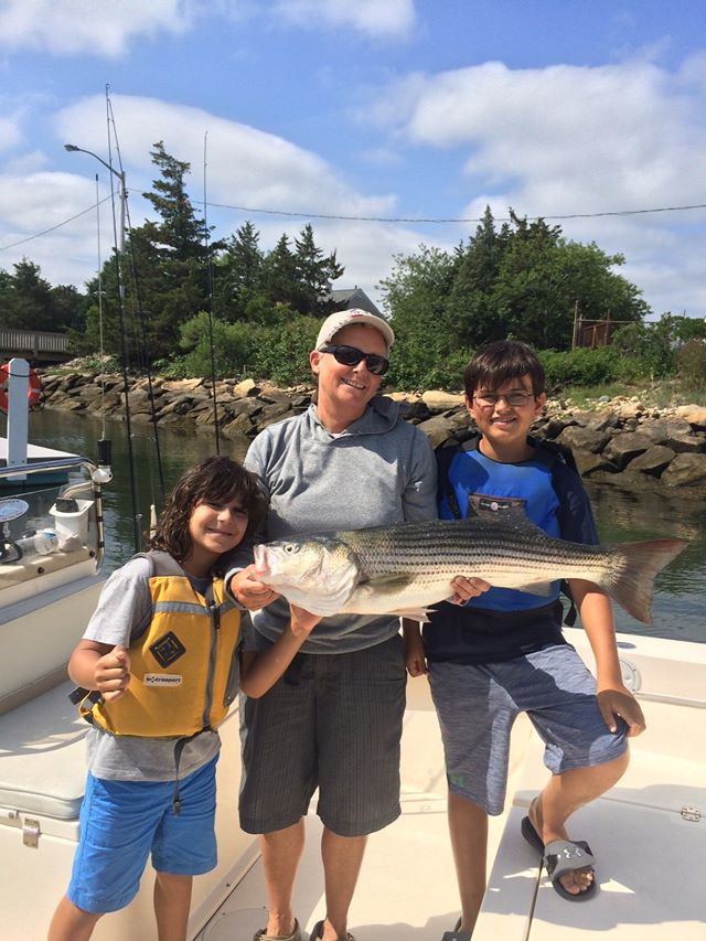 Weekly fishing reports for northern new jersey hudson for Fishing report nj