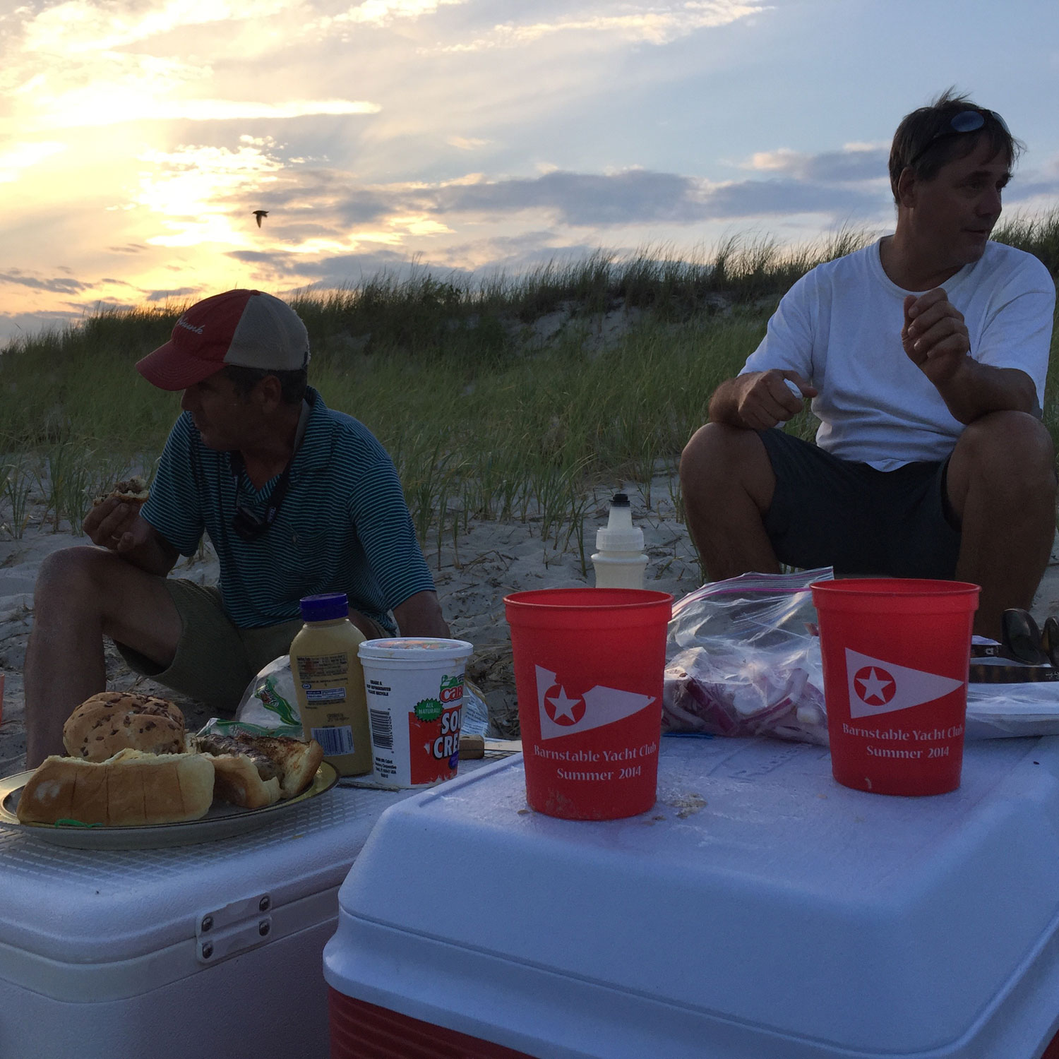 Sandy Neck Catered Beach Picnic
