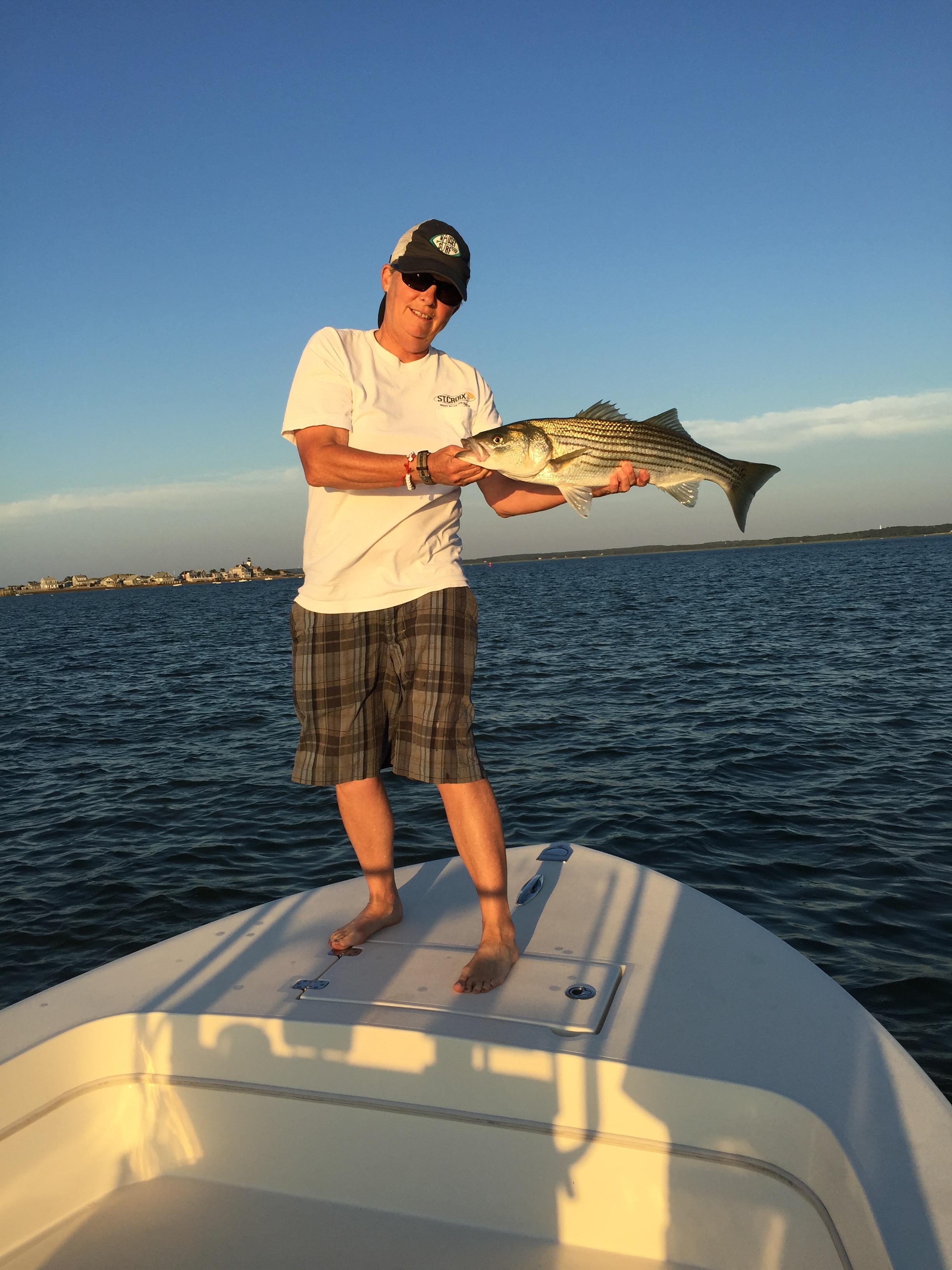 Capt'n Avery Fall Fish