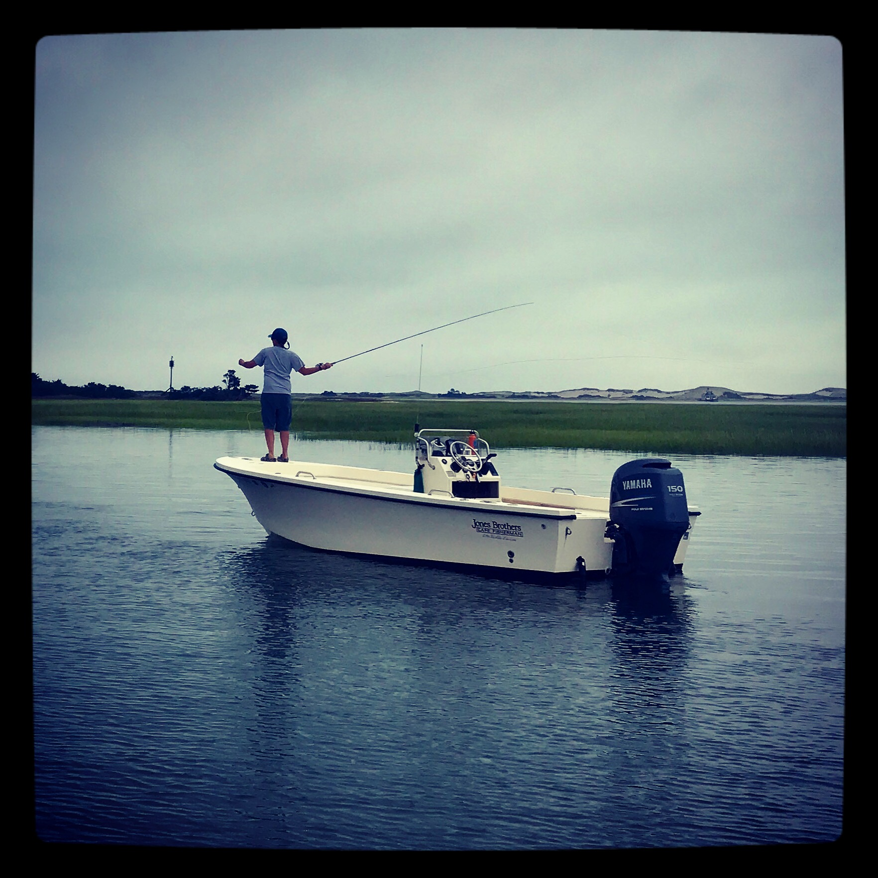 September Fly Fishing Cape Cod