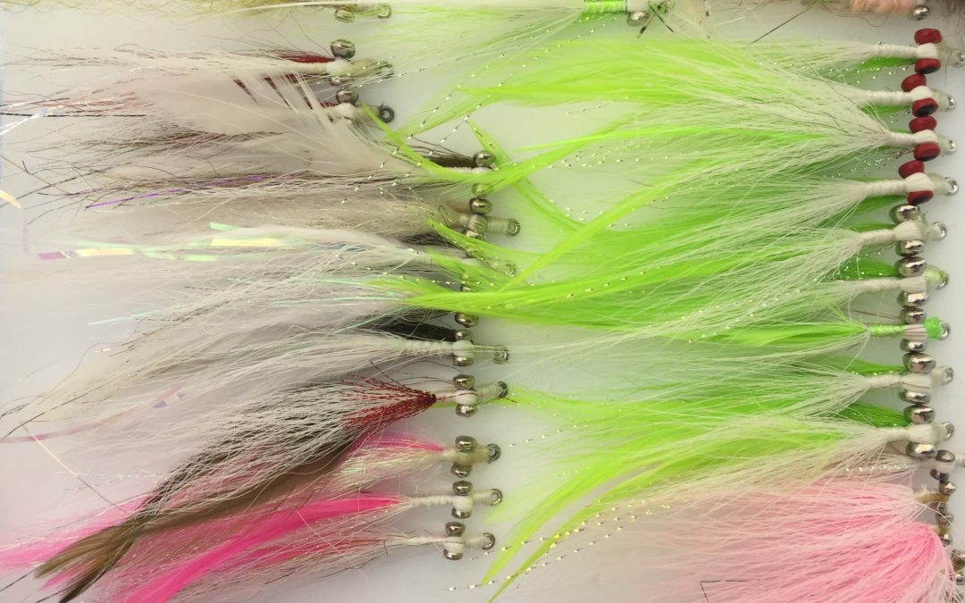 Cape Cod Saltwater Flies
