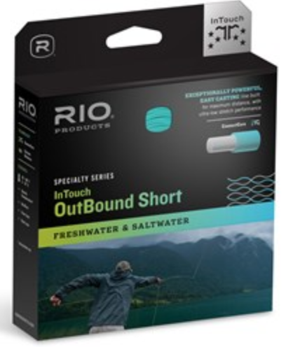 Rio Outbound Short Fly Line, Cape Cod is blustery today